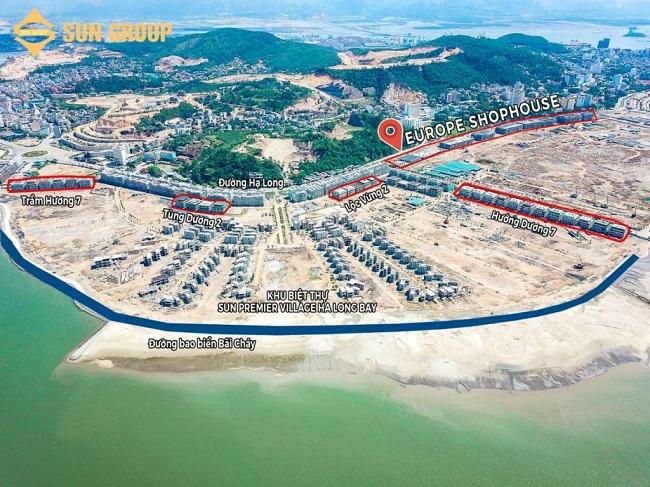 Các ông lớn đầu tư BĐS tại Quảng Ninh