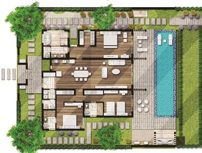VILLA-movenpick-cam-ranh-3bed-room