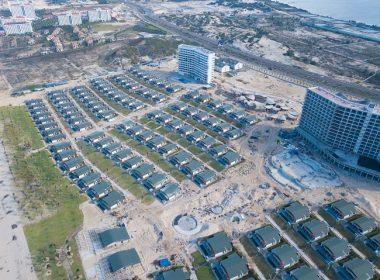 100% biệt thự Movenpick Cam Ranh view biển