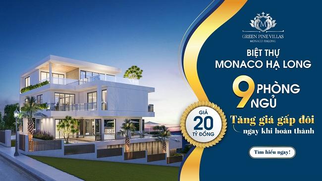 biệt thự Monaco
