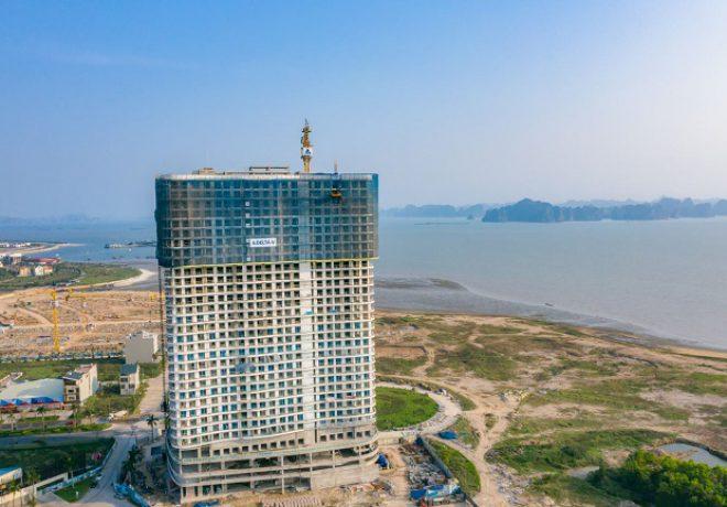 Tiến độ xây dựng Citadines Hạ Long