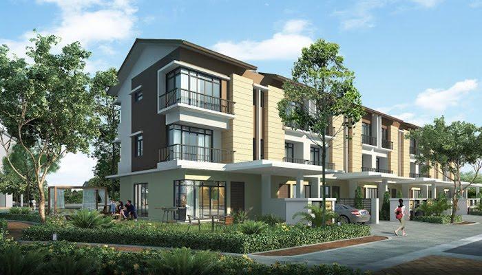Nhà Liền Kề Gamuda - Chỉ 2,4 tỷ nhận ngay biệt thự holine:0904421987 thuộc Gamuda Gardens, city