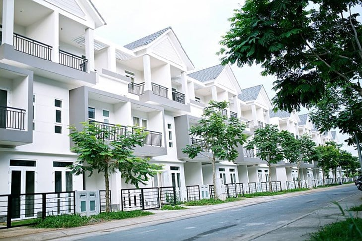 Nhà liền kề là gì ? Các Khu nhà liền kề đẹp giá rẻ tại Hà Nội - HaiAnhLand